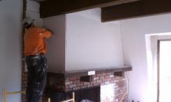Adding Drywall   September 23, 2010