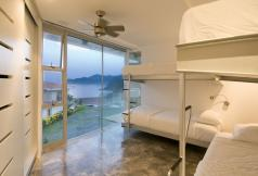 Bunk Beds with a view to the surf break